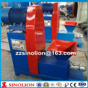 China Famous Brand Top Quality Biomass Briquette Machine to Make Charcoal Rod Machine