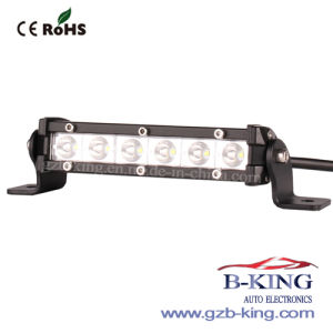 2015 New 18W 4D CREE LED Bar Lamp pictures & photos