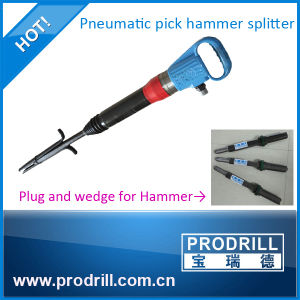 G10 Pneumatic Portable Hammer Pick Splitter pictures & photos