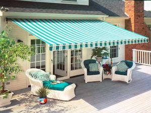 Patio Door Awning