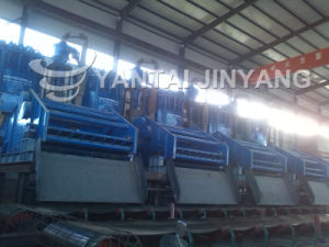 China Gold Mining Machinery Tailings Processing Machine Vibrating Dewatering Screen pictures & photos