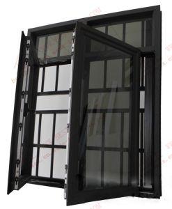 Aluminium Casement with Built-in Burgularproof Bars (BHA-CW31) pictures & photos