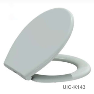 Round Shape Duroplast Toilet Seats with Quick Release pictures & photos