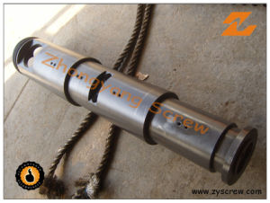 Extruder Conical Double Screw Barrel pictures & photos