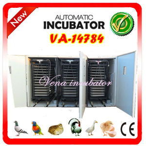 Automatic Chicken Hatchery for Poultry Egg Hatcher pictures & photos