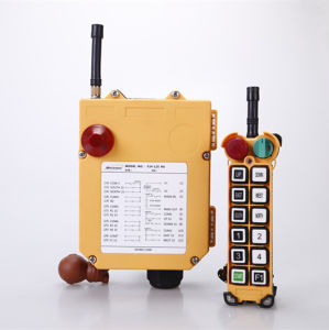 F24-12s Push Button Industrial Wireless Remote Control pictures & photos