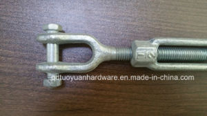 Rigging Hardware Chain Hot Dipped Galvanized Us Type Turnbuckle pictures & photos