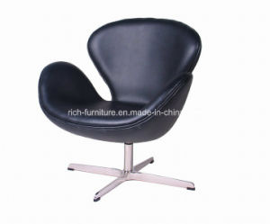 Hot Sale Top Quality Swan Chair with Fiberglass Frame pictures & photos
