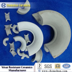Ceramic Saddle for Chemical Tower with 17~23% Al2O3-China Supplier pictures & photos