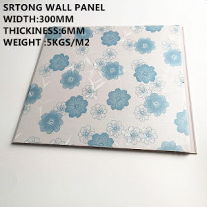 Best Quality Strong PVC Wall Panel (RN-103) pictures & photos