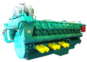 50Hz Diesel Engine 1579kw-2867kw for Large Power Plant Use pictures & photos