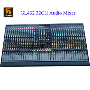 32CH Professional Sound Audio Mixer pictures & photos