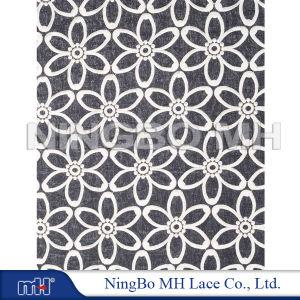 China Cotton Organza Lace Fabric on Sale