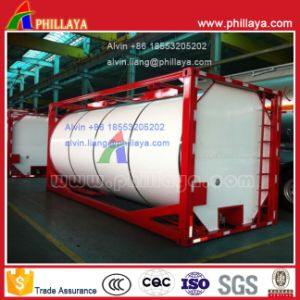 ISO 19.05cbm LNG Tank Container pictures & photos