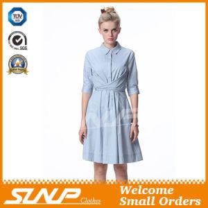 Ladies Cotton Women Sleeveless Dress Clothing