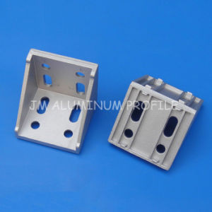 CNC DIY 6060 Corner Fitting 60X60 Home Decorative Angle Brackets Aluminum Profile Accessories Connector Gusset Plate pictures & photos