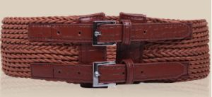 Waxed Braided Belt (HG-0283)