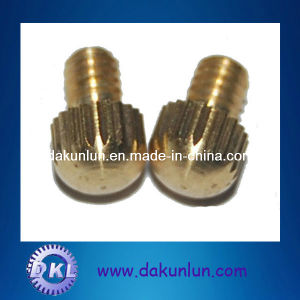 M3 Dome Head Brass Screw