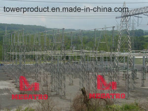 Megatro 500kv Substation Framework (MGS-SF500) pictures & photos