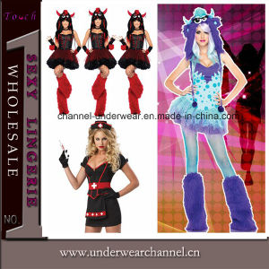 Sexy Adult Women Lingerie Halloween Costume pictures & photos