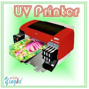 High Printing Speed Dx5 Printhead Inkjet Printer pictures & photos