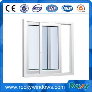 Energy Efficient Double Glazing Aluminum Casement Window pictures & photos