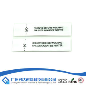 Clothing Security Tags 58kHz Am Soft Garment Clothes Label pictures & photos