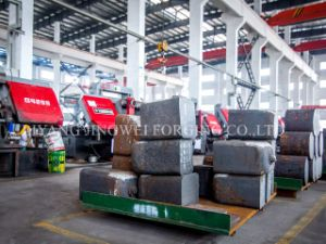 OEM Carbon Steel Forging Parts From China Forged Manufacturer