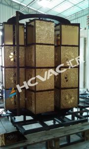 Wall Tiles Ceramic Vacuum Coating Machine, Ceramic Gold Coating Machine pictures & photos