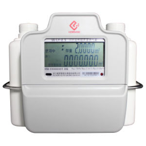 Smart Ultrasonic Prepaid Gas Meter