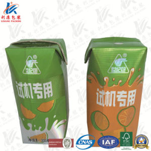 200ml Luxury Prisma Aseptic Brick Carton pictures & photos