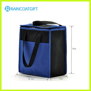 Rbc-077 Promotional 600d Polyester Tote Lunch Cooler Bag pictures & photos