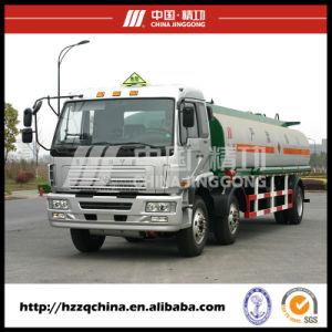 21000L Carbon Steel Fuel Tank Transportation (HZZ5254GJY) for Sale pictures & photos