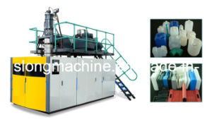 Full Automatic Plastic Extruder Blowing Molding Machine pictures & photos