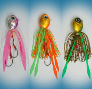 AAA Top Grade Quality Octopus Jig Tako Fukku Inchiku Jig Fishing Lure pictures & photos