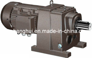 R Series Helical Gear Reducer/ Planetary Reduction Gearbox/ Reducer