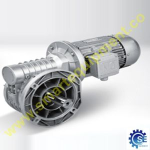 Sevf 30-130 Worm Speed Reducer / High Quality Worm Geared Motor
