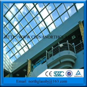 Hot Usage Temerped Glass Building Skylight pictures & photos