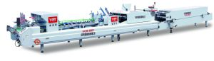 Xcs-980 Folder Gluer for Corrugated Box Machine pictures & photos