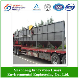 Dissolved Air Flotation System for Milk Products Plant pictures & photos