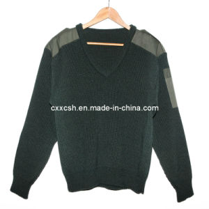 Army Pullover pictures & photos
