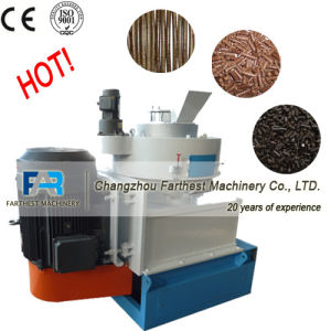 Vertical Ring Die Hops Pellet Making Machine for Sale pictures & photos