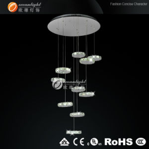 Midnite Eleganc Home Lighting LED Chandelier, Home Lamp, Light Made in China (OM88146-10) pictures & photos