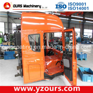 Truck Powder Coating Line with Varied Colors pictures & photos