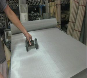 Plain Ultra Fine Stainless Steel Wire Mesh/Filter Mesh pictures & photos