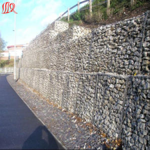 Gabion Mesh Is Used for Road Slope Protection pictures & photos