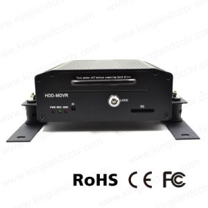 720p 4CH HDD High Definition Vehicle Mobile DVR pictures & photos