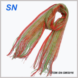 Best Sells Women Scarf 2014 for Promotional (SN-SMS016) pictures & photos