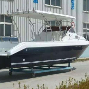 20FT Fiberglass Cabin Cruiser Boat pictures & photos