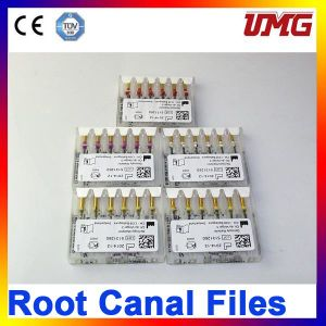 High Quality Low Price Chemo-Mechanical Preparation of Root Canals Files Medical Instrument pictures & photos